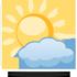Polojasno a� obla�no. V ji�n� ��sti �ech a� zata�eno, v�t�� obla�nost i v Moravskoslezsk�m kraji. Maxim�ln� denn� teploty 8/11 �C, ve Slezsku jen 6/8 �C. M�rn� v�chodn� a� severov�chodn� v�tr.